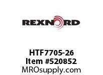 REXNORD HTF7705-26 HTF7705-26 154398