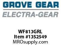 Grove-Gear WF813GRL MOD - F Mount for 813 Series / Flange Left Washguard