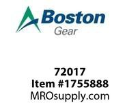 Boston Gear 72017 034186-029-00000 GREASE FITTING 1/8-27