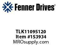 FENNER TLK11095120 TLK110 - 95 MM