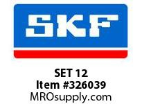 SKF-Bearing SET 12