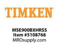 TIMKEN MSE900BXHRSS Split CRB Housed Unit Assembly