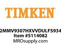 TIMKEN 2MMV9307HXVVDULFS934 Ball High Speed Super Precision