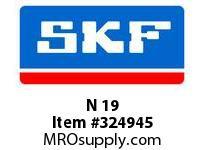 SKF-Bearing N 19