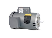 BALDOR VEL11304 .5HP 1725RPM 1PH 60HZ 56C 3424LC OPEN F1
