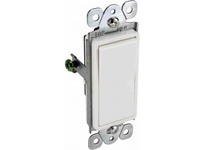 Orbit DSL15-W 15A 1-POLE ROCKER ILLUM. SWITCH WHITE