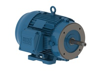 WEG 00736ET3E213JM-W22 7.5HP 3600 3 60 230/460V Close C-TEFC