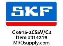 SKF-Bearing C 6915-2CS5V/C3