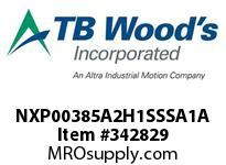 TBWOODS NXP00385A2H1SSSA1A INVERTER 15KW NEMA1 460V 3P