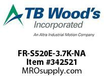 TBWOODS FR-S520E-3.7K-NA INV 230V 3.7KW 5HP SUB-MICRO