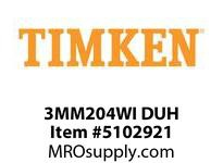 TIMKEN 3MM204WI DUH Ball P4S Super Precision