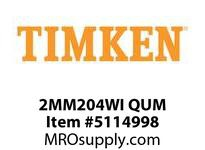TIMKEN 2MM204WI QUM Ball P4S Super Precision