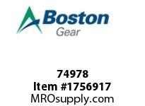 Boston Gear 74978 EK81DA00-KC0-KL2 1/4 4W VLV LVR SC 3P