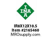 INA IR8X12X10.5 Inner ring