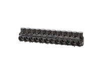 NSI IPLD250-12 250 MCM - 6 AWG POLARIS INSULATED MULTI-TAP CONN 12 PORT (DUAL SIDED ENTRY)