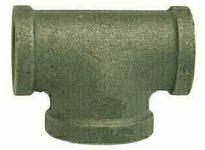 MRO 64299 1 X 1-1/4 GALV BULLHEAD TEE