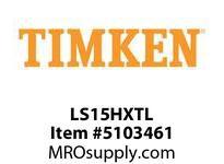 TIMKEN LS15HXTL Split CRB Housed Unit Component