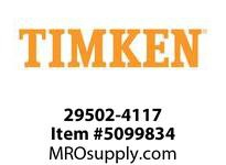 TIMKEN 29502-4117 Bearing Isolators