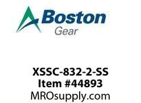 BOSTON 66050 XSSC-832-2-SS SET SCREW HEX SOCKET