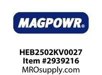 MagPowr HEB2502KV0027 HEB-250 PNEUMATIC BRAKE