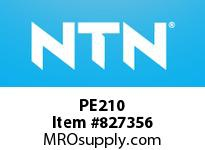 NTN PE210 Bearing Units - Cast Housing
