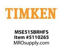 TIMKEN MSE515BRHFS Split CRB Housed Unit Assembly