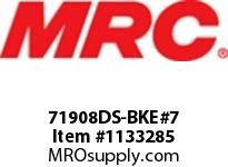 MRC 71908DS-BKE#7 ABEC-7 PRECISION BALL BRG