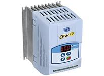 WEG CFW100026SDZ CFW10 2.6A 230V/1PH to 230/3PH VFD - CFW