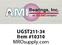 AMI UGST211-34 2-1/8 WIDE ECCENTRIC COLLAR WIDE SL