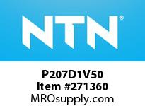 NTN P207D1V50 CAST HOUSINGS