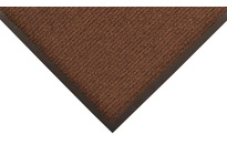 NoTrax 130S0046BR 130 Sabre 4X6 Brown Designed for use in light to medium foot traffic areas Sabre s durable Decalon fibers provide moisture and dirt retention at entrances and passageways; reducing slip hazards and floor care maintenance.