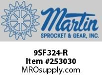 "Martin Sprocket 9SF324-R 9"" X 9"" SECT. FLIGHT"