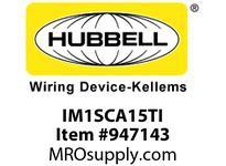 HBL-WDK IM1SCA15TI ISTATION MODULEANG1SC DUPUNLD1.5UTI