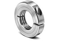 Climax Metal TC-200-12 2-12 ID Threaded Steel Split Shaft Collar