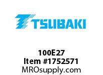US Tsubaki 100E27 100E27 QD SPKT HT