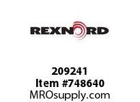 REXNORD 209241 576801 300.S71.HUB STR