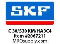 SKF-Bearing C 30/530 KM/HA3C4