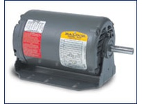 Baldor RHM3010 .5HP 1725RPM 3PH 60HZ 48 3414M OPEN F1