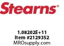 STEARNS 108202102097 BRK-BREATHER DRAIN 127331