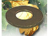 BUNTING ECOW162401 1 x 1 - 1/2 x 1/16 SAE841 ECO (USDA H-1) Thrust SAE841 ECO (USDA H-1) Thrust Washer