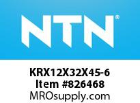 NTN KRX12X32X45-6 Machined Ring NRB (CamFollower