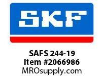 SKF-Bearing SAFS 244-19