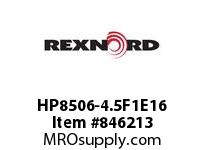 REXNORD HP8506-4.5F1E16 HP8506-4.5 F1 T16P HP8506 4.5 INCH WIDE MATTOP CHAIN W