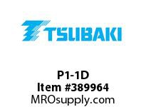 US Tsubaki P1-1D P1-1 1/4 SPLIT TAPER