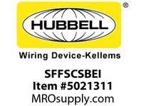 HBL_WDK SFFSCSBEI FIBERSNAP-FITFLUSHSC SMPLXBLZIRCEI