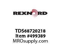 TDS68720218 TOP FRAME TDS6872-0218 5814330