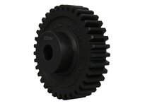 C854 Spur Gear 14 1/2 Degree Cast Iron