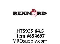 REXNORD HT5935-64.5 HT5935-64.5 HT5935 64.5 INCH WIDE MATTOP CHAIN