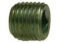 MRO 66633 1/2 GALV C/S SQ STEEL PLUG (Package of 10)