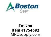 Boston Gear F05790 N014-1453 1453 TYPE A NLS SHOE